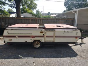 Rockwood camper for Sale in New Whiteland, IN