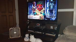 Emerson 50 inch tv with stand obo for Sale in Danville, VA
