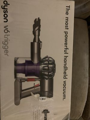 Brand New DYSON V6 Trigger handheld cordless vacuum for Sale in Winston-Salem, NC