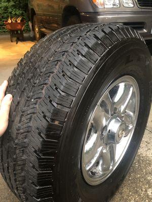 1999 LX 470 Wheels/Tires for Sale in Kirkland, WA
