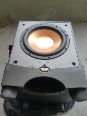 Klipsch RW-10 Reference series SubWoofer for Sale in Prescott, AZ