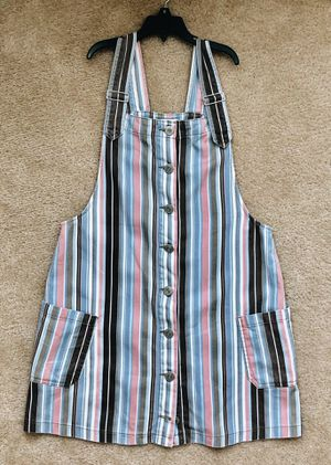 Overall Mini Dress Size M for Sale in Great Falls, VA