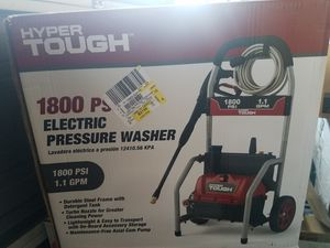 1800 psi electric pressure washer brand new for Sale in Lodi, CA