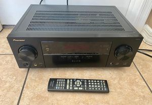 Pioneer VSX-43 7.1-Channel Networked Home Theater Receiver for Sale in Chandler, AZ
