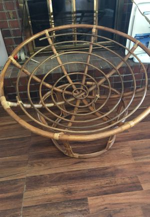 Round futon chair for Sale in Pikesville, MD