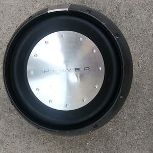 "12"" SUBWOOFER PUNCH T1 for Sale in Compton, CA"