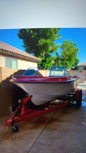 1974 Enterprise boat with trailer including for Sale in Hemet, CA