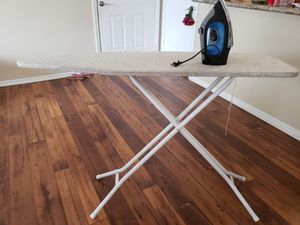 Iron table and Iron for Sale in Franklin, TN