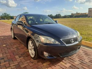 2007 Lexus is250 excellent condition for Sale in Orlando, FL