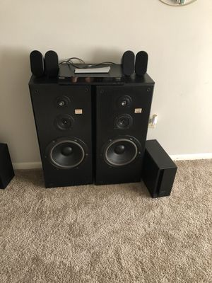 Sony/Samsung Surround Sound System for Sale in Clemson, SC