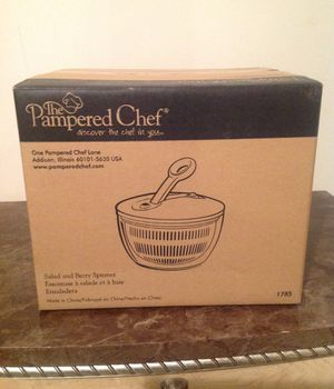 The Pampered Chef for Sale in Manassas, VA