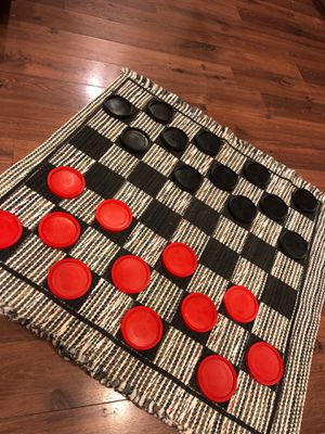 New jumbo Cracker Barrel tic tac toe game - Three different games for Sale in AZ, US