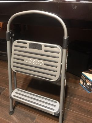 Cosco step ladders for Sale in Cleveland, OH