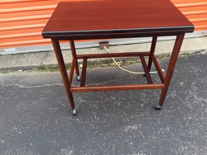 Beautiful Rosewood flip top table for Sale in District Heights, MD
