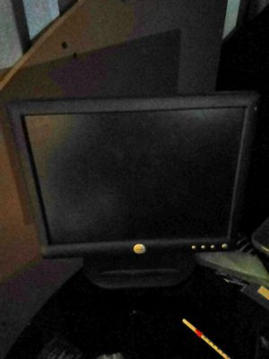 "Dell computer monitor 15"" Flatscreen LCD works great for Sale in Columbus, OH"