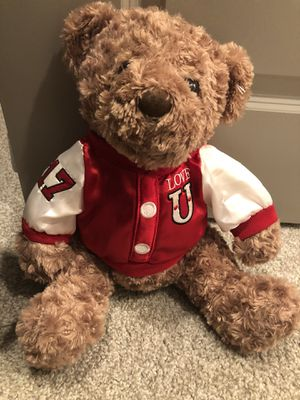 Cute I love you Teddy Bear for Sale in Dallas, TX