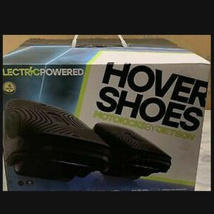 Jetson MotoKicks Electric Powered Hover Shoes BRANDDD NEWWW for Sale in Riverside, CA