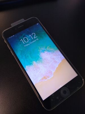 iPhone 6S Plus Unlocked, iCloud cleared. Excellent condition for Sale in Denver, CO