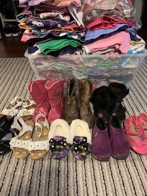 Girls 4/5 lot for Sale in Virginia Beach, VA