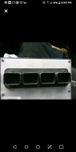 PMC 2006 Jeep Liberty engine computer [currently discontinued part] Condition: refurbished for Sale in Titusville, FL