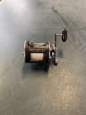 Penn 320 GTi High Speed 4.5:1 reel for Sale in Half Moon Bay, CA