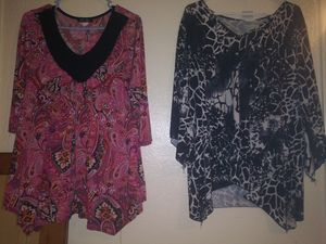 Plus size clothing for Sale in Wichita, KS
