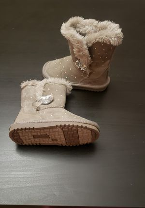 Toddler girl boots 7c Piper for Sale in Moreno Valley, CA