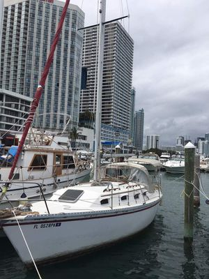 "Sail Boat 33"" for Sale in Miami, FL"