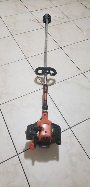 Echo srm 280 straight shaft weedeater for Sale in Fort Lauderdale, FL