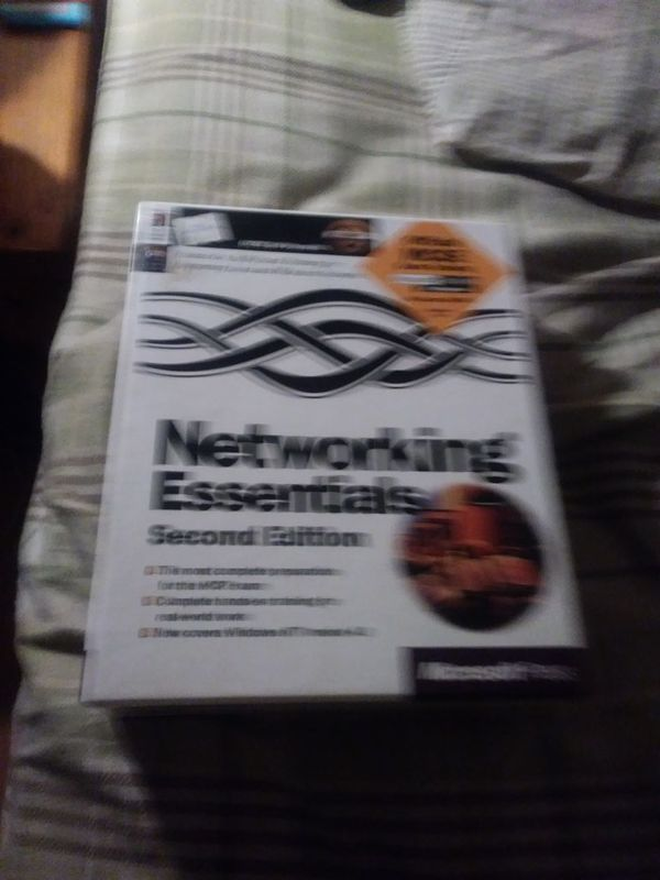 Certified Microsoft Networking Essentials second edition
