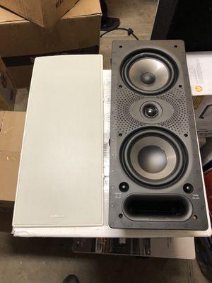 Polk Audio 265-RT 3-way In-Wall Speaker. Pick up Henderson. Eastern x Horizon Ridge Area for Sale in Henderson, NV