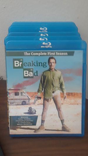 Breaking Bad complete series blu ray for Sale in Irwindale, CA