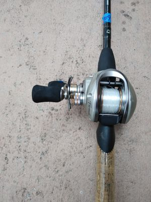 Left hand baitcaster reel for Sale in Hollywood, FL