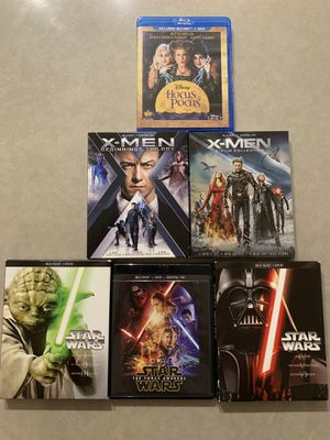 Blu-Ray Movies for Sale in Decatur, GA