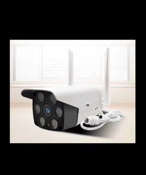 WiFi outdoor security camera it can support up 128 GB memory card don't need to pay for the cloud for Sale in Union City, CA