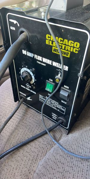 Chicago electric welder for Sale in Wauchula, FL