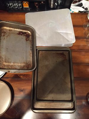 Cookie Sheets & Baking Trays. Kitchen for Sale in Dallas, TX