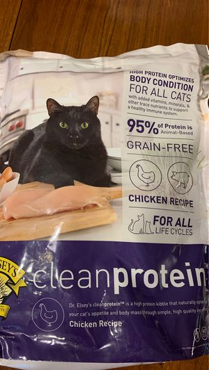 Premium Cat Foods: Dr. Elsey's and I and Love and You for Sale in Charlotte, NC
