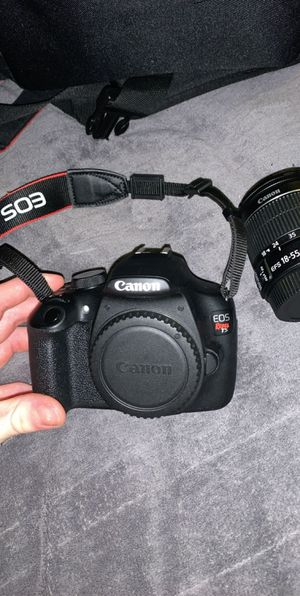 Cannon eos t5 for Sale in Galloway, OH