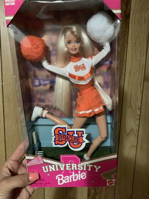 Syracuse Cheer Barbie 1996 for Sale in Aurora, CO