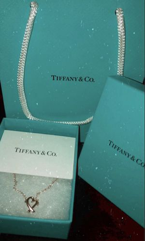Sterling silver Tiffany & co bracelet for Sale in Houston, TX