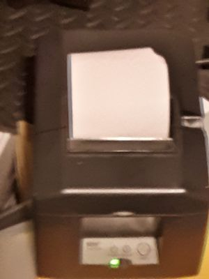 Star micronics tsp 650 post thermal receiped printer for Sale in Los Angeles, CA