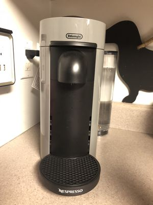 DeLonghi Nespresso machine for Sale in Cashmere, WA