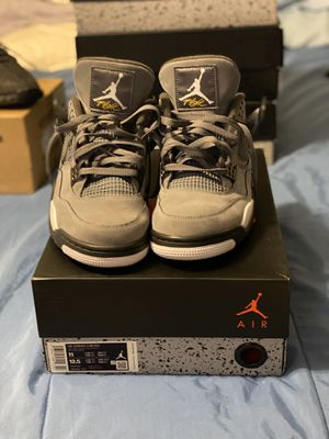 Jordan 4 Cool grey size 11 for Sale in Silver Spring, MD