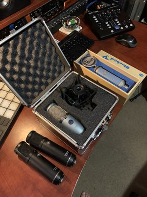 Microphones - Mic - AKG - Blue - Sterling Audio for Sale in Gilbert, AZ
