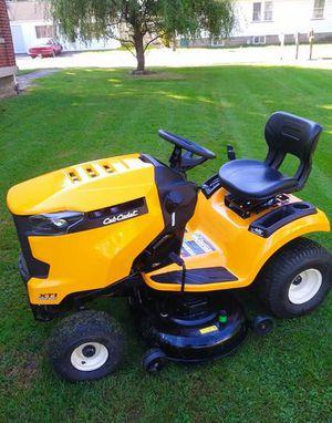 New!! Lawn mower, ride on lawn mower, Cub cadet 22hp riding mower for Sale in Phoenix, AZ