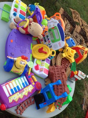 Kids toys bundle for Sale in Parma, OH
