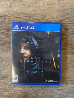 Death Stranding PS4 for Sale in Charlotte, NC