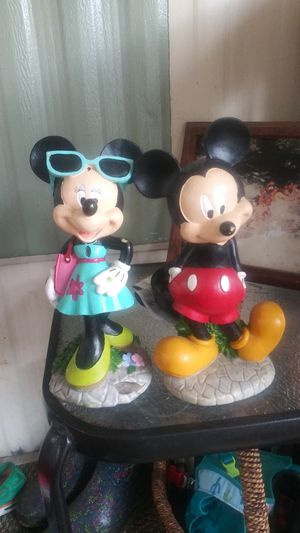 ❤Mickey& Minnie outdoor decor❤ for Sale in Gresham, OR