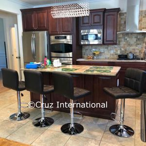New 4 Brown Stools for Sale in Orlando, FL